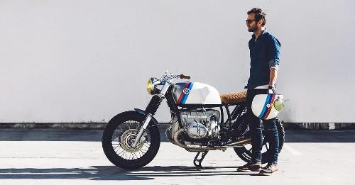 Californian bravado, German cool: Untitled's BMW R100