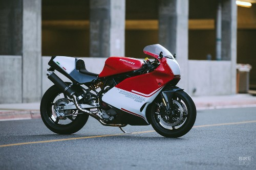 SuperStrada: Revisiting the Ducati 900 SS, 25 years on