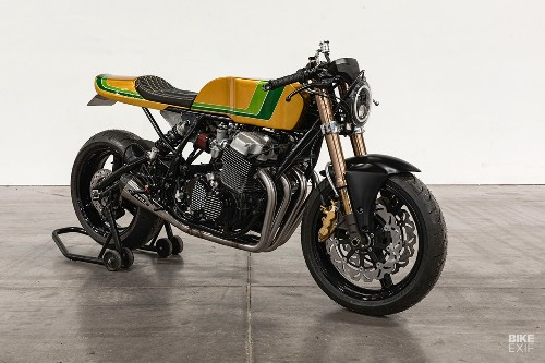 Candy Crush: The last CB750 Origin8or will ever build | Bike EXIF