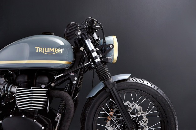 Factory Fresh: A Bonneville custom from Bunker