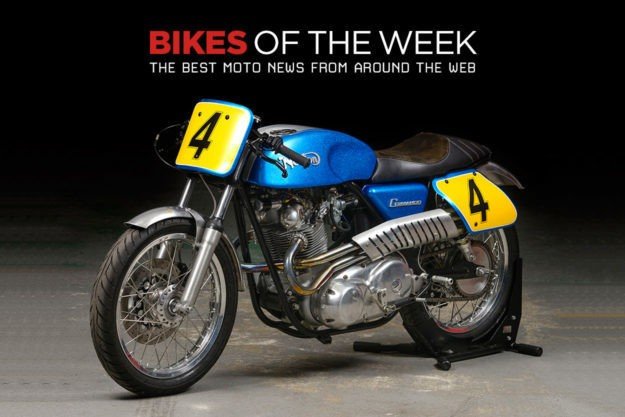 Custom Bikes Of The Week: 28 April, 2019