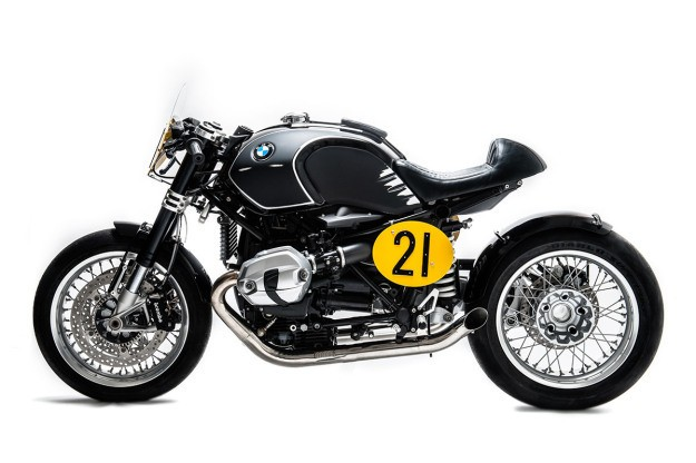 Spirit of Zeller: a BMW R nineT homage