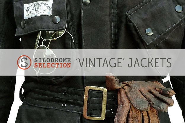 Vintage Motorcycle Jackets