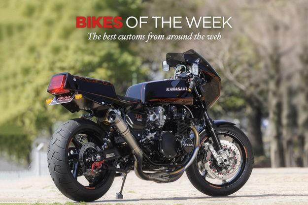 Custom Bikes Of The Week: 8 May, 2016