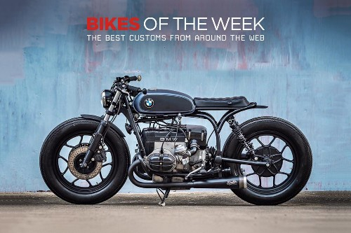 Custom Bikes Of The Week: 20 October, 2019 | Bike EXIF