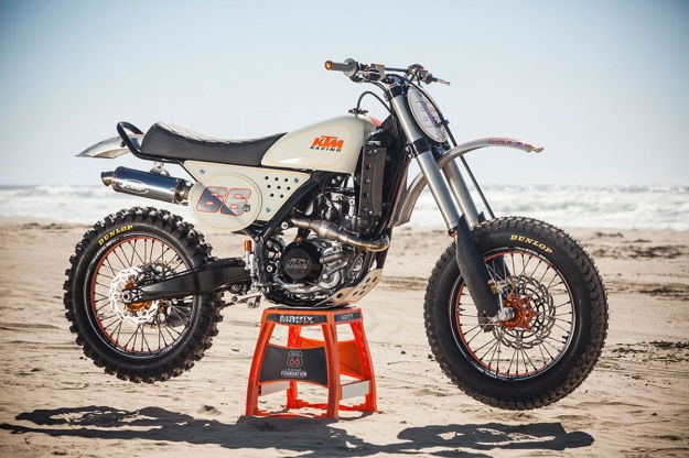 A KTM we'd ride on any Sunday