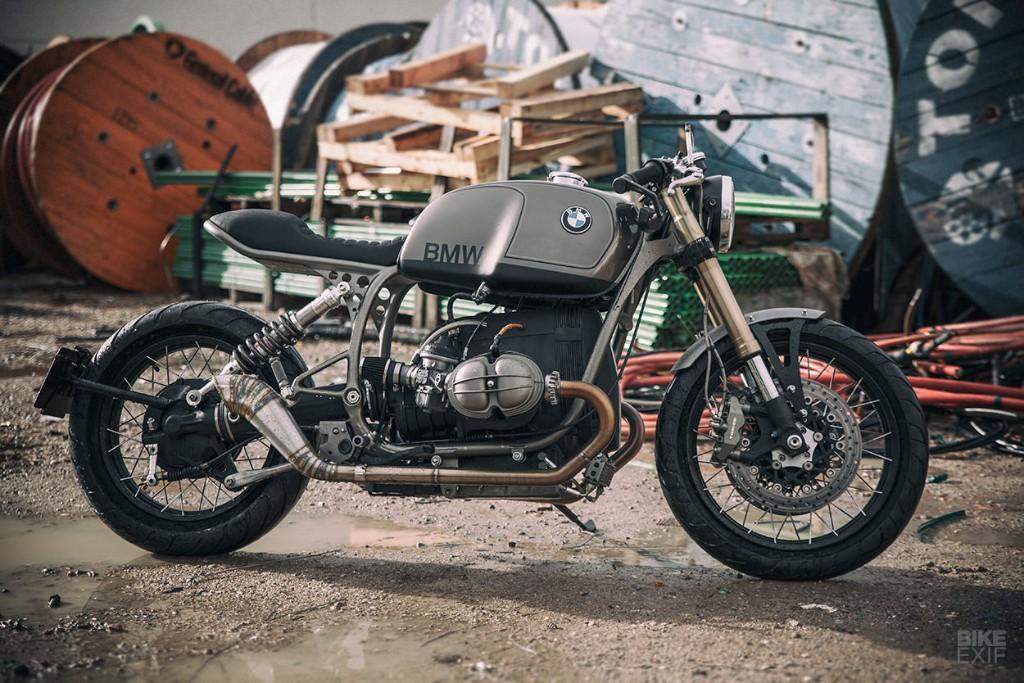 Setting the bar: UFO Garage's BMW R100R