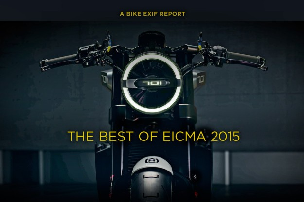 The 10 Best Motorcycles of EICMA 2015