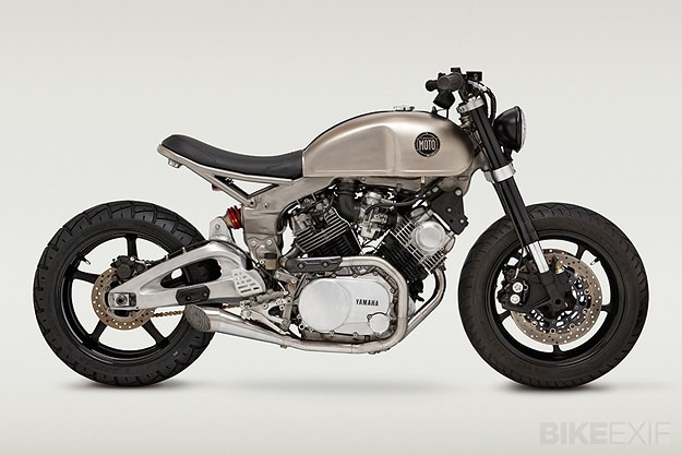 Export Quality: Classified Moto's Yamaha XV920, v2.0