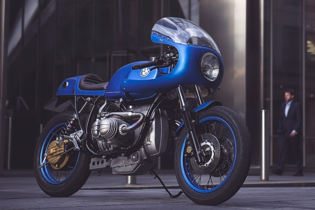 Enduring Appeal: Untitled's racing-style R80