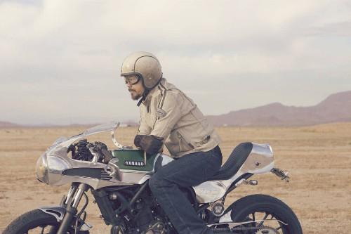 Shinya Kimura's 'Faster Son' Yamaha MT-07