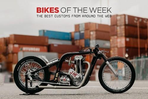 Custom Bikes Of The Week: 22 December, 2019   Bike EXIF