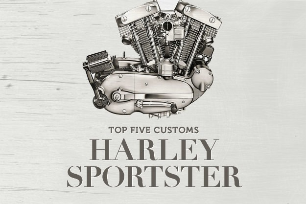 Top 5 Harley-Davidson Sportster customs