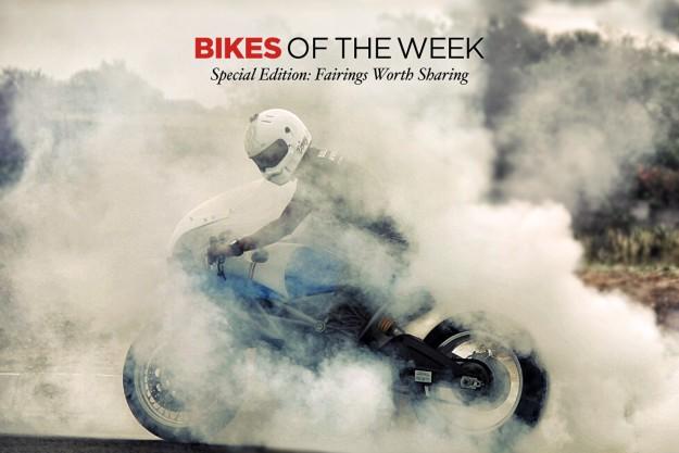 Custom Bikes of the Week: 25 October, 2015
