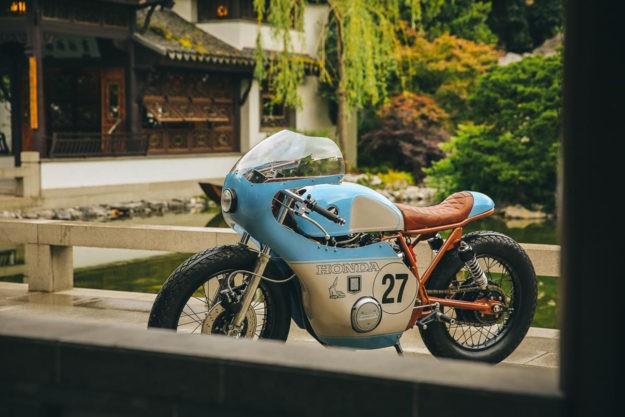 Anthony Scott's Honda CB550