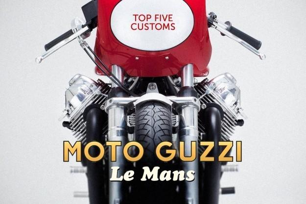 Top 5 Moto Guzzi Le Mans