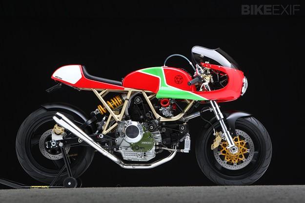 Walt Siegl's amazing Ducati Leggero
