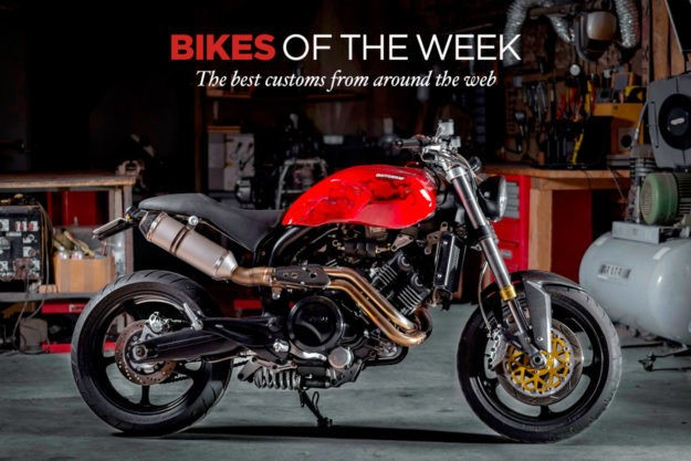 Custom Bikes Of The Week: 21 May, 2017