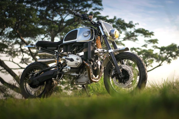 Loving The Alien: A radical BMW GS from New Jersey