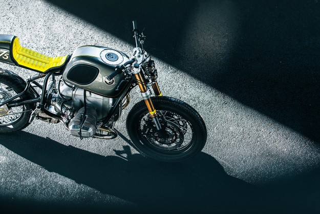 Stunt Double: A BMW homage to the Breitling Jet Team