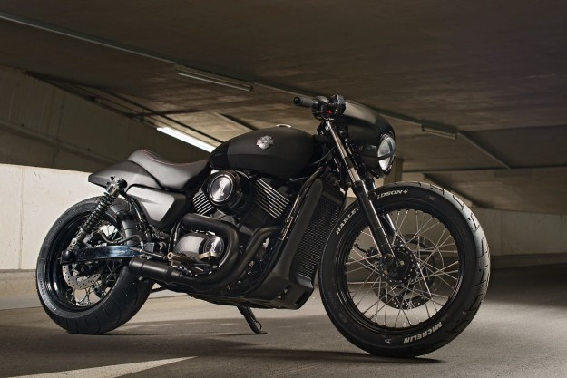 Harley Street 750: Battle Of The Kings