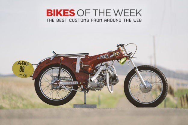 Custom Bikes Of The Week: 5 May, 2019