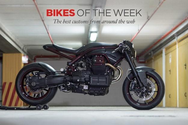 Custom Bikes Of The Week: 2 July, 2017