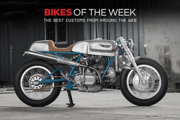 Custom Bikes Of The Week: 3 September, 2017