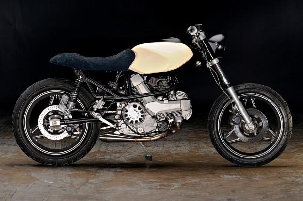 Ducati 650 Pantah by Revival Cycles
