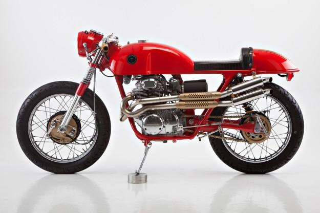 Jan Sallings' Honda CL 350