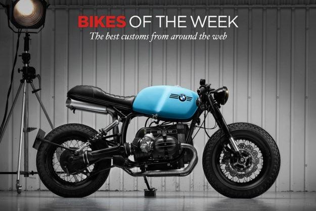 Custom Bikes Of The Week: 28 August, 2016