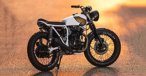 The Backburner: Federal Moto's Honda CB360T