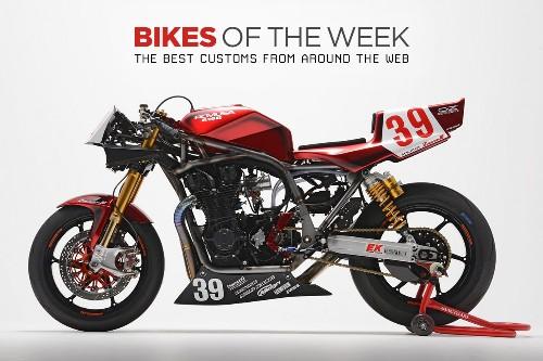 Custom Bikes Of The Week: 11 August, 2019