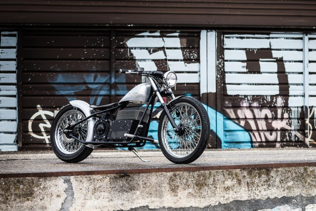 Are we ready for an electric chopper? | Bike EXIF