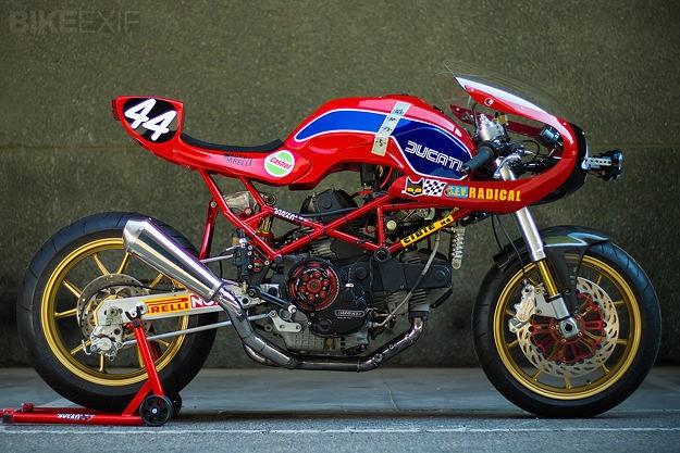 Radical Ducati Monster M900