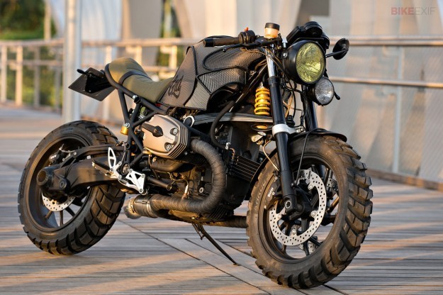 BMW R1200S by Cafe Racer Dreams