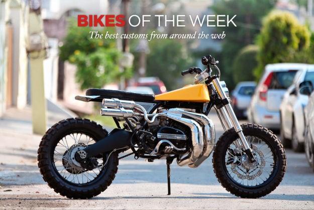Custom Bikes Of The Week: 19 June, 2016