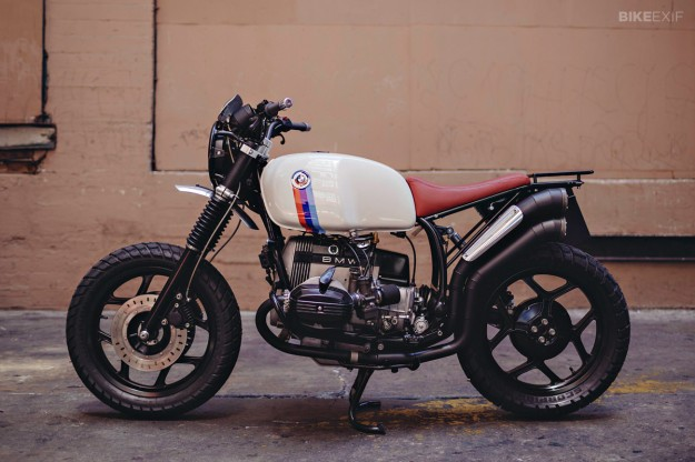 The BMW Scrambler: a missed opportunity?