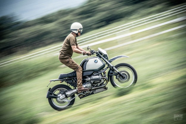 Boxing Clever: A revamped BMW R1150GS from 46Works