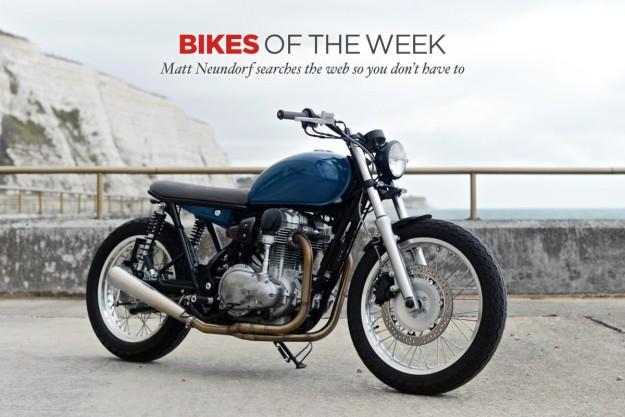 New Series: Custom Bikes of the Week