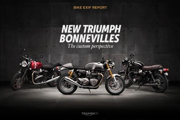 Revealed: the new Triumph Bonneville