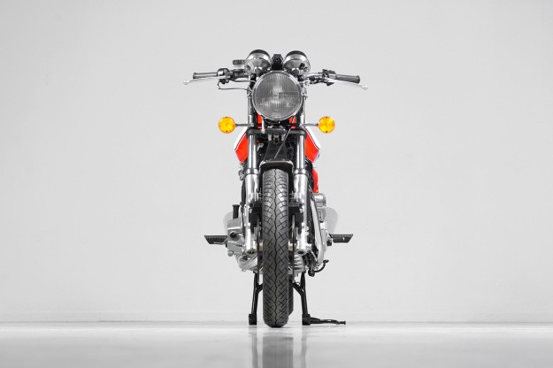 A 'brand new' Ducati Darmah from Back To Classics