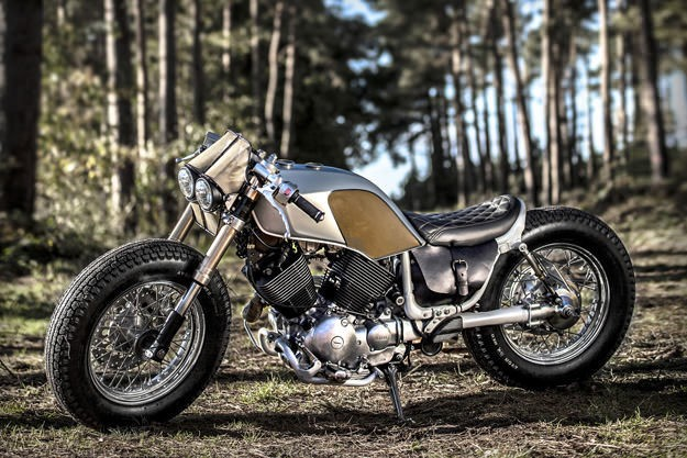Yamaha Virago 535 by Old Empire Motorcycles