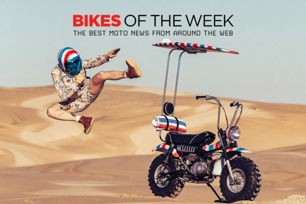 Custom Bikes of the Week: 14 April, 2019