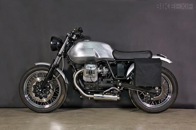 Hammarhead x Moto Guzzi V7