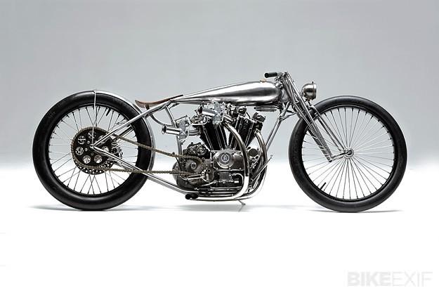 Hazan Motorworks Harley Ironhead
