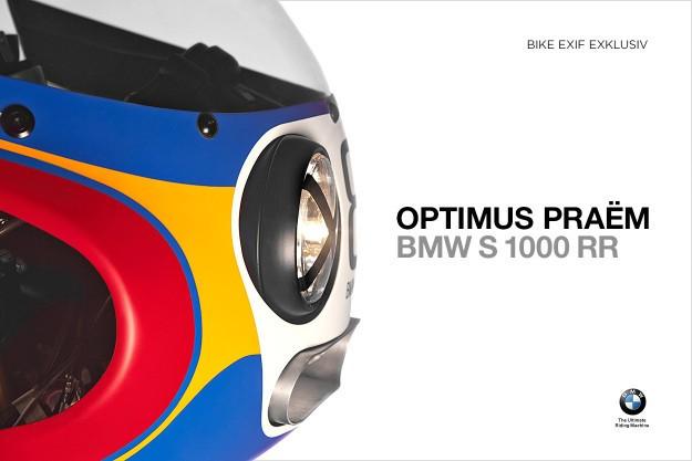 PRAËM x BMW S 1000 RR: The Pursuit Of Perfektion