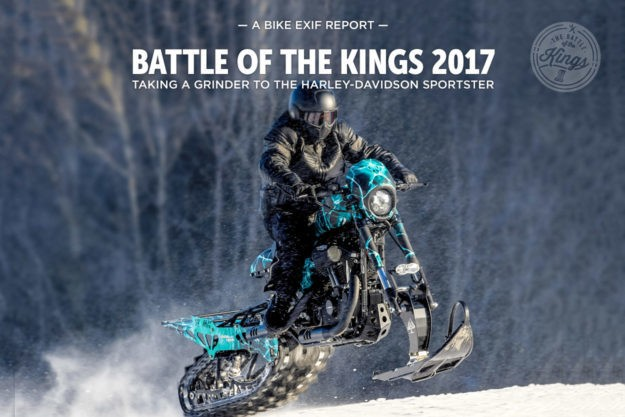 Battle of the Kings: The Sportster Edition   Bike EXIF