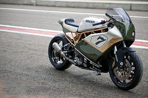 Ducati's greatest hits in one sublime racer