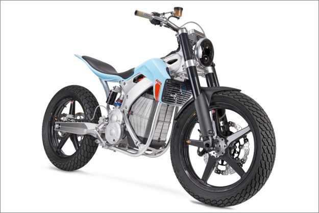 Alta Motors Redshift ST street tracker concept | Bike EXIF